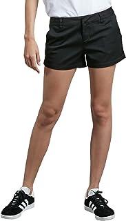 Volcom Junior's Frochickie 2.5 Inch Shorts