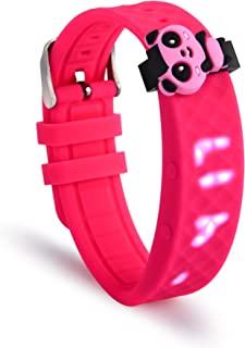 PottyWrist Potty Training Timer   Water Resistant, Rechargeable Toddler Watch for Boys and Girls   Potty Trainer Watch with Cute Pandas
