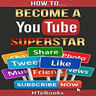 How to Become a YouTube Superstar cover art