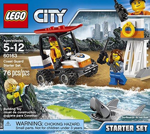 Buggy Plage Gardes-Côtes Ensemble LEGO City - 60163 - 76 pièces - 6