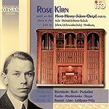 Rose Kirn spielt an der Hanns-Henny-Jahnn-Orgel (Hanns-Henny-Jahnn-Orgel, Hamburg, Aula Heinrich-Hertz-Schule, Document Organ Edition)