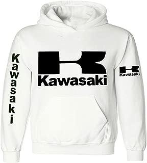 Kawasaki Pullover Hoodie - Kawasaki Racing Team Pullover