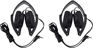 2 Pack of Headphones for SUNPIN Portable DVD Player