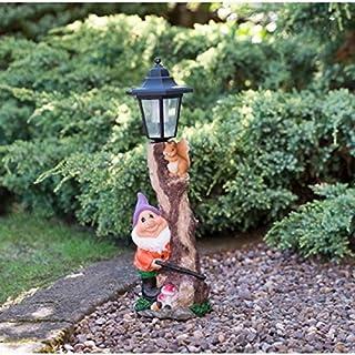 Garden Gnome decorative lighting garden
