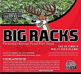 Big Racks - Horny Buck Food Plot Seed