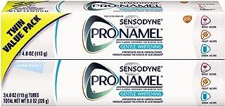 Sensodyne Pronamel Gentle Whitening, Enamel Strengthening Toothpaste, 4 ounce (Pack of 2)