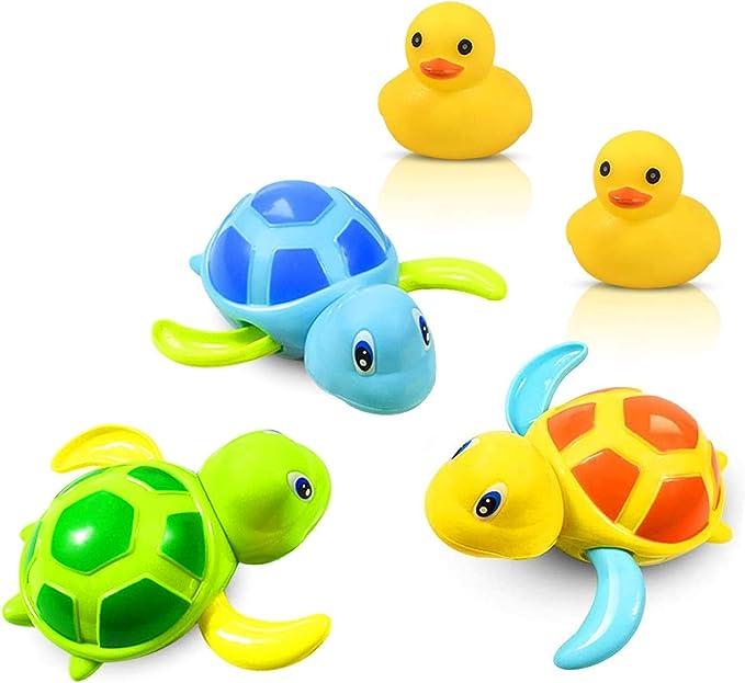 1094 opinioni per Yojoloin Baby Bathing Bath Vasca da Bagno Pool Toy, Baby Bathing Clockwork
