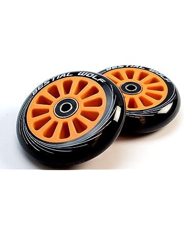 Ruedas de repuesto para patinetes   Amazon.es