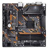 RKRLJX Placa Base Apta para fit for Gigabyte B360M AORUS Pro LGA 1151 DDR4 64GB USB2.0 USB3.1 DVI HDMI Placas Base de Escritorio Placa Base para Juegos