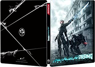 Metal Gear Rising: Revengeance Limited Edition FutureShop SteelBook Case [G2 Size, No Game] New