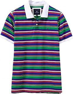 Crew Clothing Crew LS Rugby Camiseta Deporte para Hombre