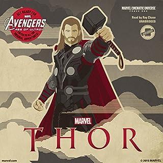 Marvel's Avengers Phase One: Thor cover art