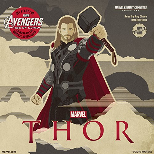 Marvel's Avengers Phase One: Thor cover art