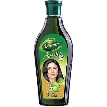 Dabur Amla Hair Oil - for Strong , Long and Thick Hair - 90ml
