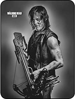 Regal Comfort Daryl Dixon Walking Dead Throw Blanket 45