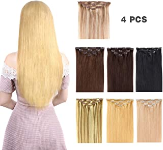 Best remy hair extensions clip in Reviews
