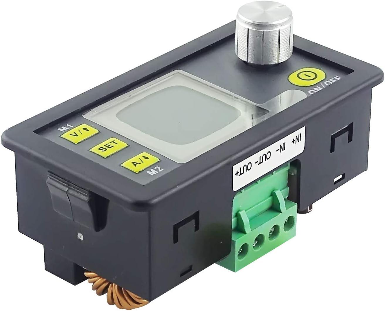 RD DPS3005 32V 5A 160W Constant DC DC Voltage Current Step Down Power Supply Module Buck Voltage Converter Voltmeter (DPS3005)