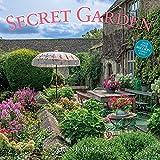 Secret Garden Wall Calendar 2022: A year of photographs that transport you to a garden sanctuary.