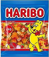 HARIBO Ositos - Caramelos de Goma, Mezcla de Frutas, 1000 Gramos