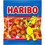 Haribo - Ositos - Caramelos de goma - 1 kg...