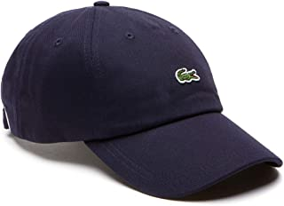 Lacoste Men's Logo Baseball Cap, Blue