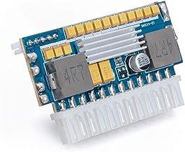 RGEEK 24pin DC ATX PSU 12V DC Input 450W Peak Output Switch DC-DC ATX Pico PSU Mini ITX PC Power