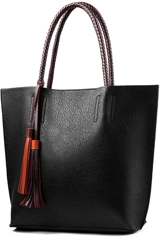 DEERWORD Women's Handbags Shoulder Bags TopHandle Bags CrossBody Bags Faux Leather Designer