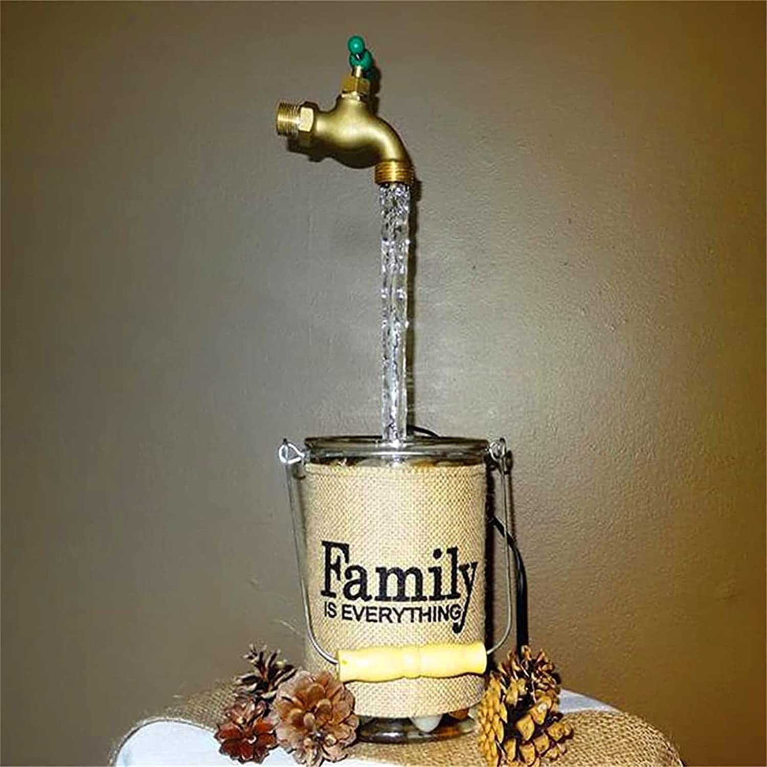 Invisible Flowing Price reduction Spout Brand Cheap Sale Venue Watering Fountain F Can Magic