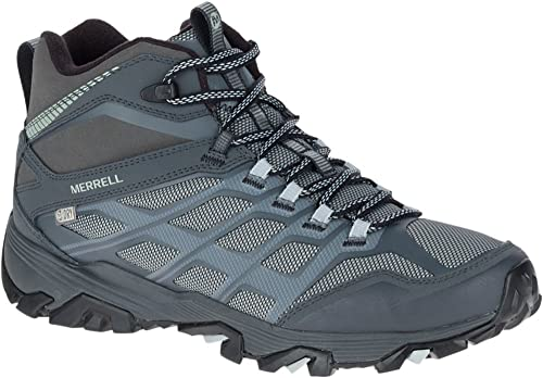 MERREL Chaussures de randonnee Mother Of All bottes FST Ice Thermo - Homme - gris granite - 45