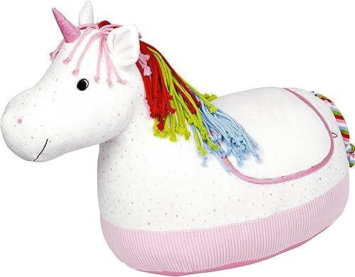 sorteos de estadio Unicornio Unicornio Unicornio Suave Cojín de Peluche Asiento Sillón 30 cm  gran selección y entrega rápida