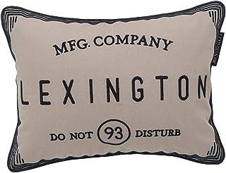 LEXINGTON 2010081143 COJIN 30x40 Beige Do Not Disturb Hotel SP19