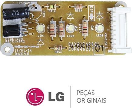 Placa Display/Receptora Ar Condicionado LG Diversos Modelos
