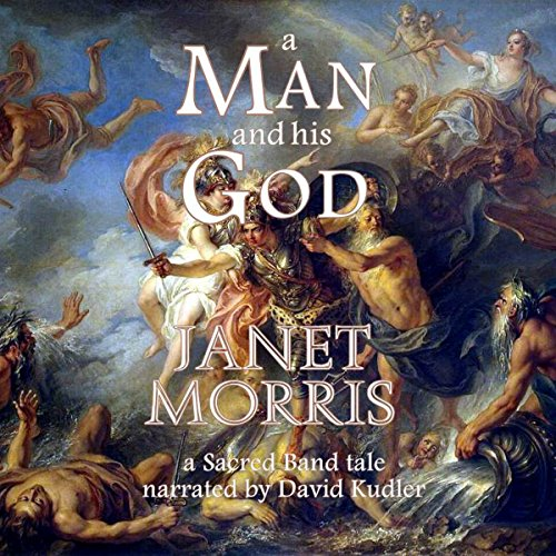 A Man and His God audiobook cover art