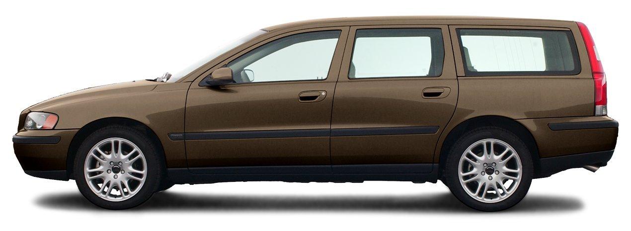 2004 Volvo V70, 2.3L Turbo Automatic Transmission ...