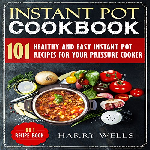 Instant Pot Cookbook Titelbild