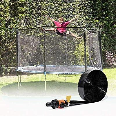 Trampoline Sprinkler Waterpark Outdoor Water Game Sprinkler for 22042021075038