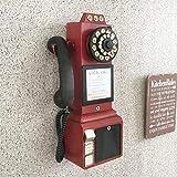 HYY-YY Téléphone vintage décore ...