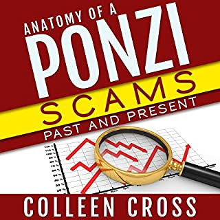 Anatomy of a Ponzi cover art