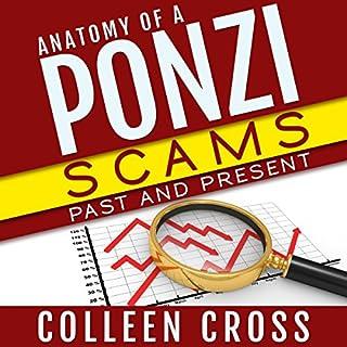 Anatomy of a Ponzi audiobook cover art