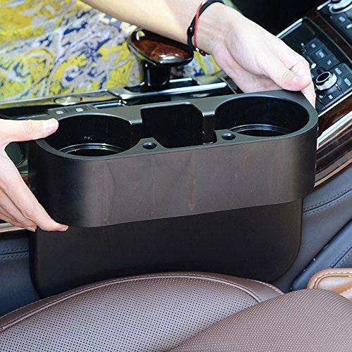MultiWare Universelle Auto Getränkehalte Becherhalte Sitz Seite Auto Getränk Handy Innen Organizer Aufbewahrungsbox