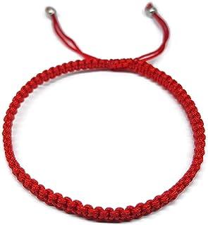 comprar comparacion MYSTIC JEWELS - Pulsera Kabbalah de Hilo Rojo, Amuleto, protección Mal de Ojo, Buena Suerte, Good Luck