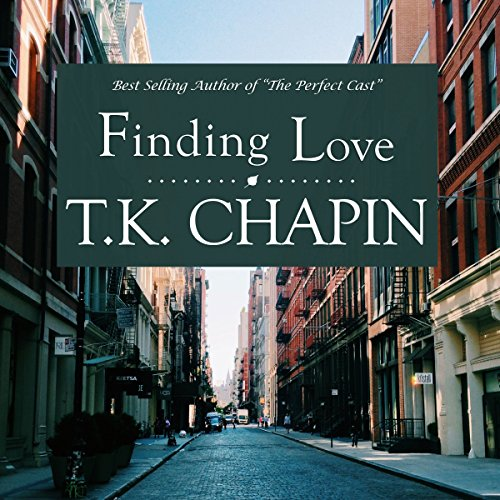 Finding Love: A Sweet Christian Romance audiobook cover art