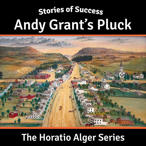 Andy Grant's Pluck audiobook cover art
