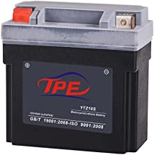 12V 10AH Lithium Iron Motorcycle Battery, High Performance-Maintenance Free-for Motorcycle Scooter Harvester,Replacement Motorcycle Lead-acid Battery Model (YTX10S, YT12A-BS, YTZ12S, YTX12-BS, YTZ14S