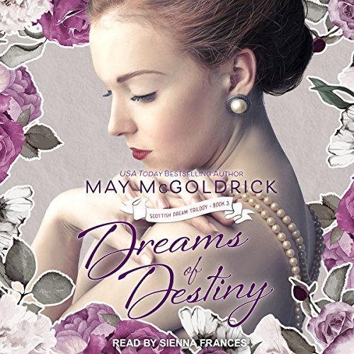Dreams of Destiny audiobook cover art