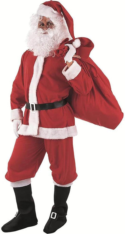 Limit Sport Size M Santa 5 Trousers Belt Hat Frock Boots