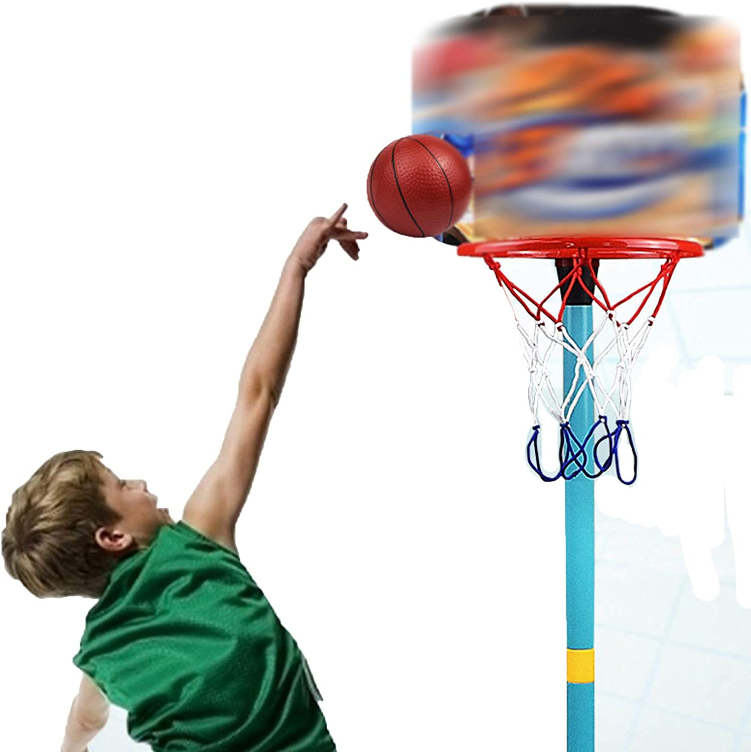 PHASFBJ Mini Basketball Hoop At the price OFFicial site Suitable Over for 3 Years Children