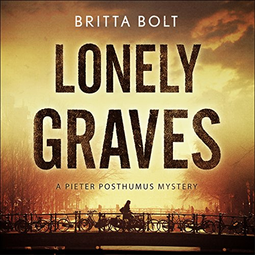Lonely Graves audiobook cover art