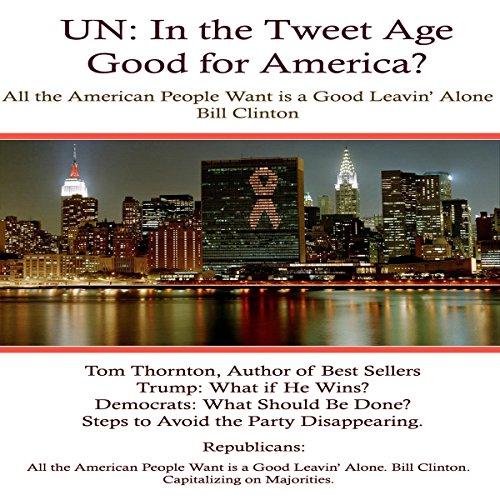 UN: In the Tweet Age audiobook cover art
