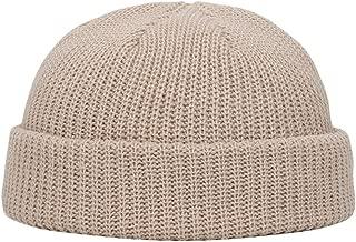 NUSGEAR Hombre Gorro de Punto Slouch Beanie Knit Unisex Invierno Oto/ño Sombrero de Punto Hat Al Aire Libre de Felpa Engrosamiento Gorro de Punto Sombrero de Esqu/í vpass